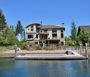 Coeur d'Alene & Post Falls riverfront homes for sale